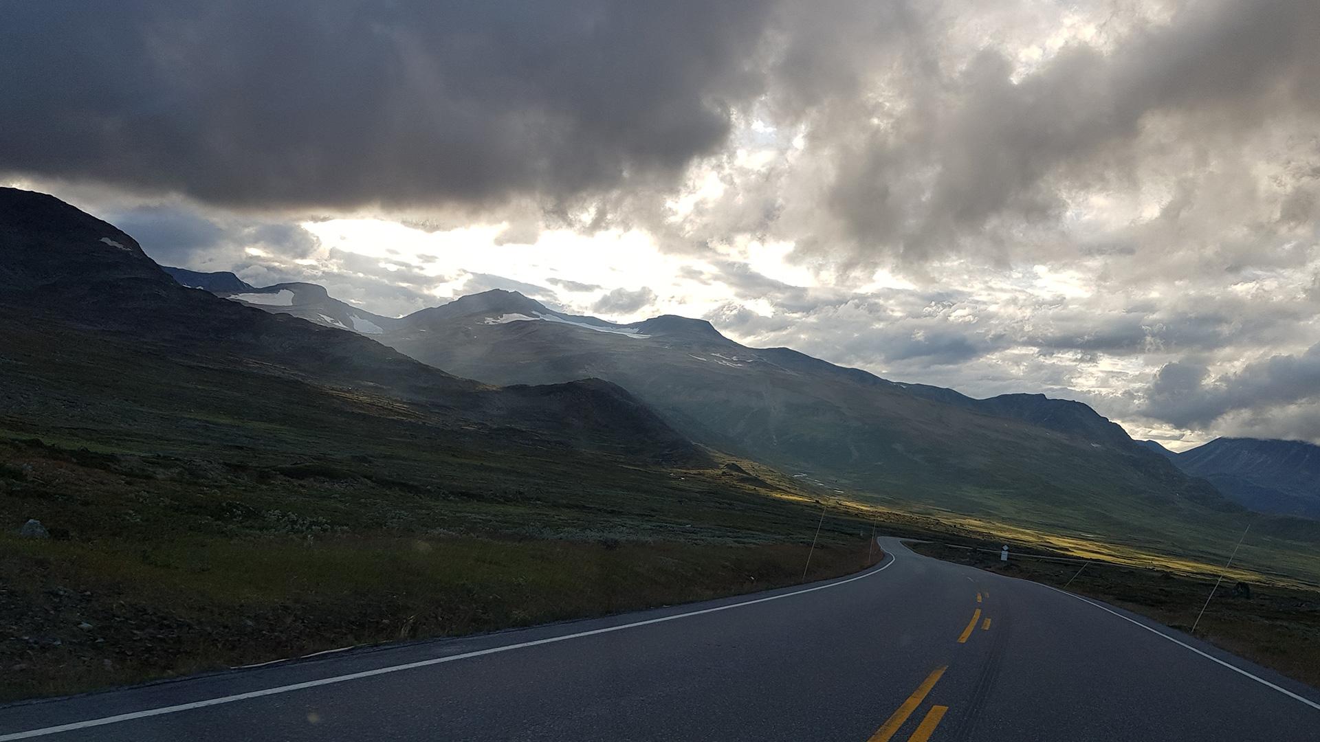 Jotunheimen Nationalpark Norwegen