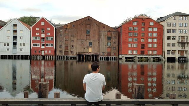 Trondheim Norwegen