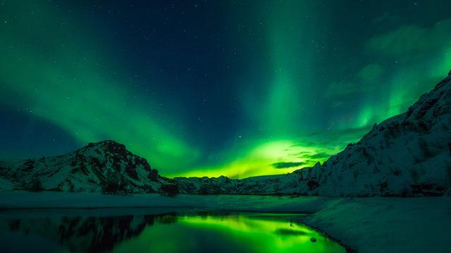 Nordlichter (Polarlicht)