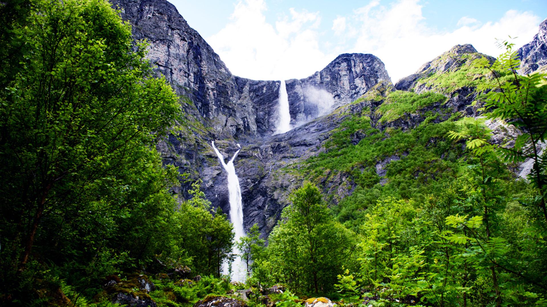 Mardalsfossen (Höchster Wasserfall)