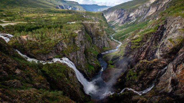 Wasserfälle in Norwegen