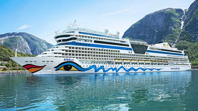 Kreuzfahrten durch die Fjorde Norwegens